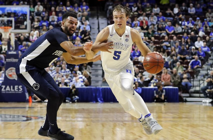 Uk Basketball: What's Wrong With Grayson Allen And Why Is Luke Kennard So